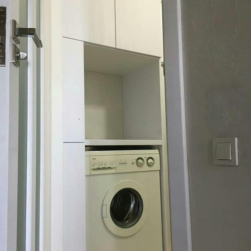 Мебель для ванной комнаты-Мебель для ванны «Модель 55»-фото4