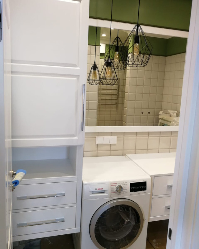 Мебель для ванной комнаты-Мебель для ванной «Модель 2»-фото6