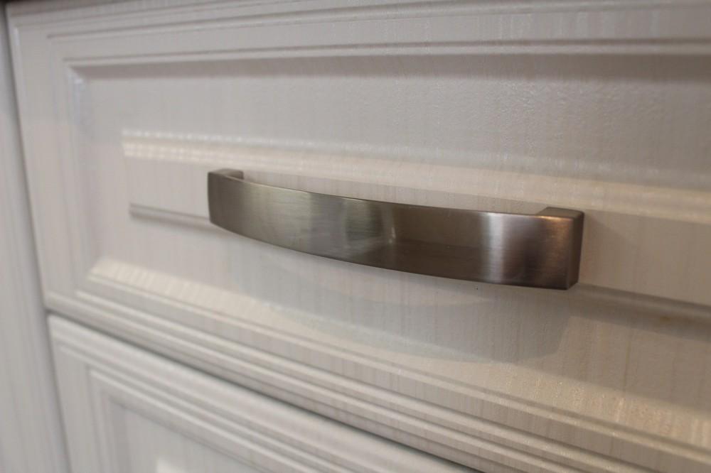 Акриловые кухни-Кухня из пластика «Модель 132»-фото3