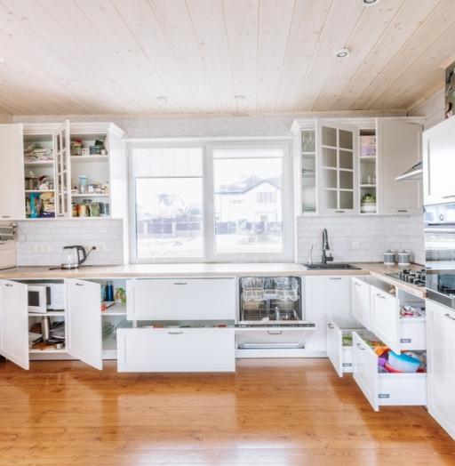 -Кухня МДФ в эмали «Модель 402»-фото8