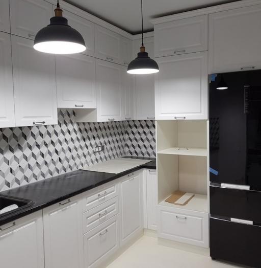 -Кухня МДФ в ПВХ «Модель 474»-фото28