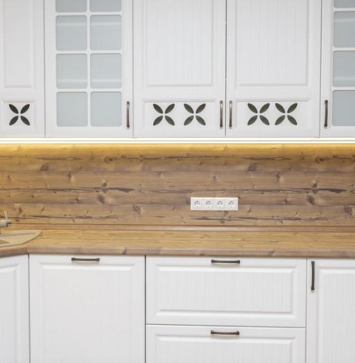 -Кухня МДФ в ПВХ «Модель 10»-фото2