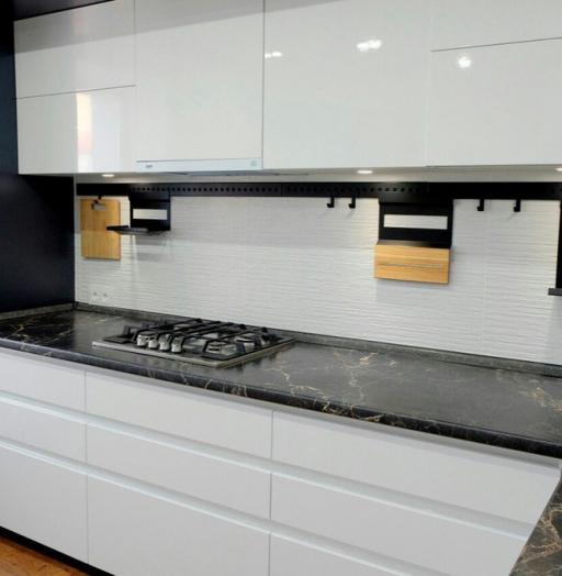 -Кухня МДФ в ПВХ «Модель 81»-фото30