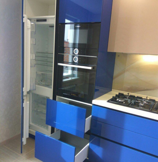-Кухня МДФ в эмали «Модель 164»-фото4