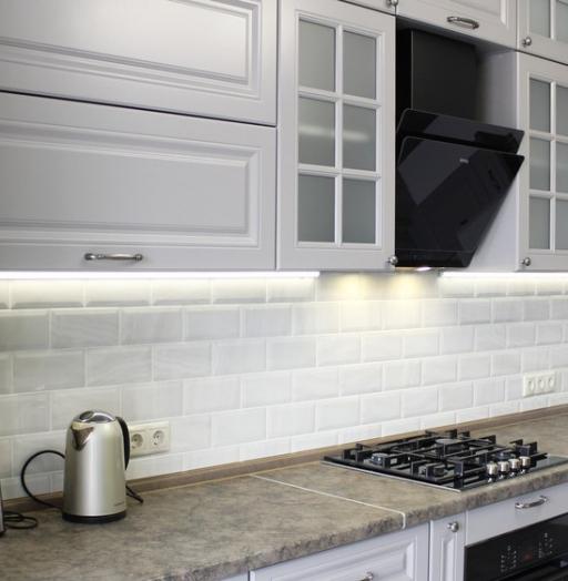 -Кухня МДФ в ПВХ «Модель 183»-фото7