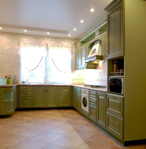 -Кухня из массива «Модель 23»-фото5