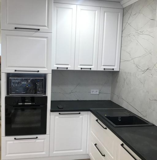 -Кухня МДФ в ПВХ «Модель 553»-фото16
